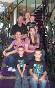 jake-hanes-family